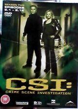 CSI - Crime Scene Investigation Complete Season 2