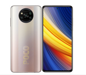 Xiaomi POCO X3 Pro 8GB 256GB 6.67'' Smartphone Dual SIM UK Version Metal Bronze
