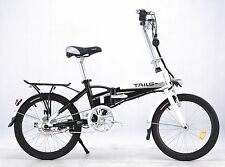 "Electric Bike Foldable Bike Built In Battery 36V Lithium with THROTTLE 20"" *New*"