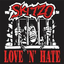 SKITZO Love 'n' Hate CD new PSYCHOBILLY studio album rockabilly klub foot