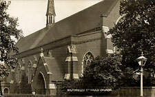 Southfields. St Paul's Church.