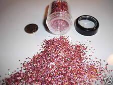 D00237   PREMIUM Grade Glitter-Antique Rose Laser