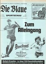 BL 84/85  FC Bayern München - Hamburger SV (Blaue)