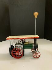 Vintage Mamod Steam Tractor Metal Steam Toy Made In England