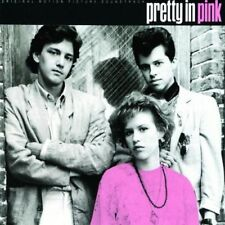 PRETTY IN PINK OST 1986 CD SOUNDTRACK NEW