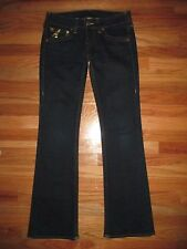 "True Religion sz.30, US sz.8, (W-32"", I-34"", R-8') Becky, MSRP: $198. (p. 3782)"