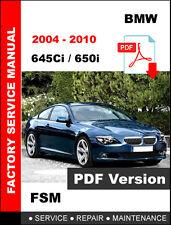 e64 in manuals literature ebay rh ebay com sg BMW E46 BMW E93