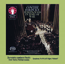 Bernstein conducts Haydn - Mass in Time of War [SACD Hybrid Multi-channel]