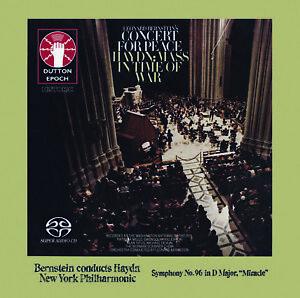 Bernstein conducts Haydn - Mass in Time of War [SACD Hybrid Multi-channel]