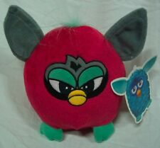 "Furby a Mind of it's Own ANGRY RED FURBY 8"" Plush STUFFED ANIMAL Toy NEW"