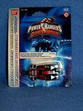 Power Rangers Dino Trueno Rojo Dino furia Racer De Acción Nueva