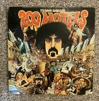 FRANK ZAPPA -200 MOTELS - 2x LP, United Artists 1971, UAS-9956 - RARE MISPRINT