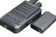 New wireless Transmitter audio receive recording high sensitivity pickup mic bug