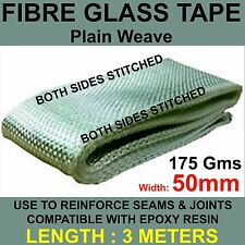 GLASS FIBRE / FIBRE GLASS TAPE  WIDTH 50mm x 3 METERS