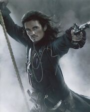 Orlando Bloom  photo signed In Person -  Pirates Of The Caribbean - C89