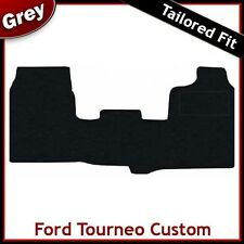 FORD TOURNEO CUSTOM Van 2013 onwards Tailored Carpet Car Floor Mats GREY