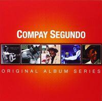 COMPAY SEGUNDO - ORIGINAL ALBUM SERIES 5 CD NEU
