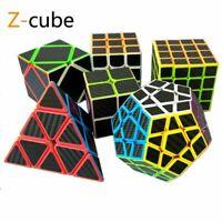 3x3x3 Smooth Magic Speed Rubik's Cube Puzzle Twist Kids Toys Pyramid Triangle