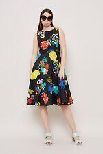 GORMAN x Atelier Bingo - Fleur grande silk dress size 6 Brand new with tag $349