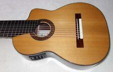 Bartolex SLC10CEL Classical 10-String Harp Guitar, Cedar Top w/Cutaway, Pickup!!