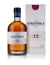 STRATHISLA 12 JAHRE -  SINGLE MALT SCOTCH WHISKY - 1x0,7L 40% vol.