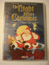 The Night Before Christmas - A Mouse Tale - children (2003) CD New