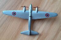 French Dinky Airplane Amiot 370 #64a Very Near Mint Condition