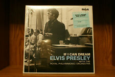 Elvis Presley The Royal Philharmonic Orchestra ‎If I Can Dream 2x 180g vinyl lp
