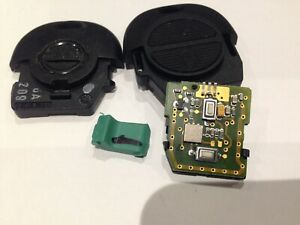 Nissan NATS 2 button remote key fob
