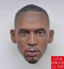 """Free Shipping 1/6 scale Head Sculpt NBA Penny Anfernee Hardaway fit 12"""" figureZL"""