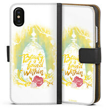 Apple iPhone x bolso funda flip case-Beauty within Movie