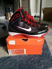 finest selection bad8c 5fc22 Nike Hyperize New In Box 9.5 Men BRED Heat Bosh Lebron Max Lunar