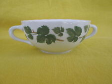 "Hutschenreuther Weinlaub FLAT CREAM SOUP BOWL 4-1/2""  ""have more items to set"""