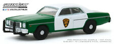 Greenlight 1:64 1975 Plymouth Fury Chicksaw County Sheriff Hobby Exclusive
