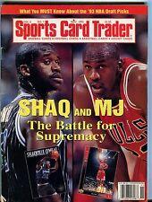 Sports Card Trader Magazine November 1993 Michael Jordan VG 050917nonjhe