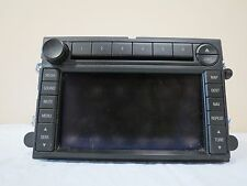 05 06 07 Ford Freestyle Radio AM FM CD GPS Player Screen NAV OEM 6F9T-18K931-AD