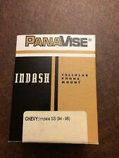 PanaVise InDash # 75110-895, Chevrolet Impala, SS  1994-1996  See Below
