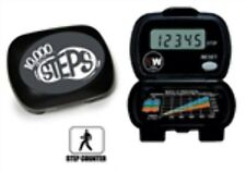 10,000 Steps SW200 Pedometer for Health, Fitness & Sports Performance