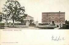 1901-1907 Postcard; Goshen College, Goshen IN Elkhart County Unposted