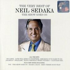 Neil Sedaka - The Very Best of Neil Sedaka: The Show Goes On [CD]