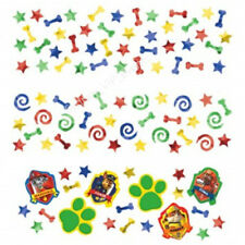PAW PATROL CONFETTI VALUE PACK 34 GRAMS PARTY SUPPLIES TABLE SCATTERS SPRINKLES