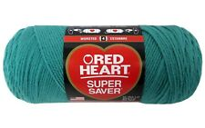Red Heart Super Saver Yarn Medium Worsted 7 oz No Dye Lot NEW ~Your Choice~
