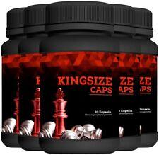 5 X Kingsize Caps Contenu : 100 Gélules Envoi Rapide-