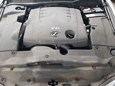 LEXUS IS250 F SPORT AUTO 2005-2013 2.5 ENGINE PETROL BARE