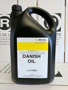DANISH OIL 5 LITRE - PROFESSIONALS CHOICE 5l 5 l