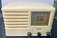 Emerson Radio Model CG-268 1939 Tube Broadcast Short Wave AS IS Parts / Repair