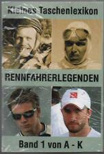 RENNFAHRERLEGENDEN - Kleines Taschenlexikon Band 1 von A - K - NEU