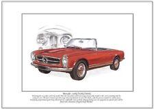 Revues et manuels automobile Mercedes-Benz