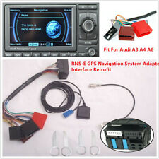 RNS-E RNSE-PU GPS Navigation System Adapter Interface Retrofit Fit For Audi A S