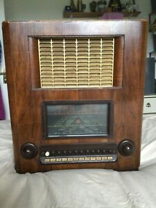 marconi valve radio